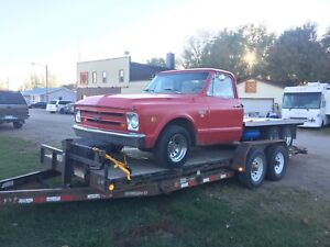One of a kind 1968 Chevy c10