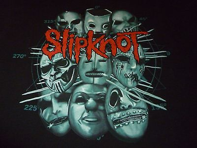 Slipknot Shirt ( Used Size XL ) Nice Condition!!!