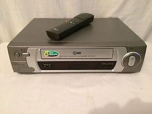 LG VHS Player/Recorder and Remote Control Padbury Joondalup Area Preview