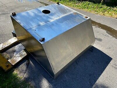 41.75 Stainless Steel Exhaust Hood