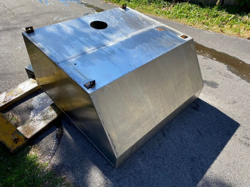"41.75"" Stainless Steel Exhaust Hood"