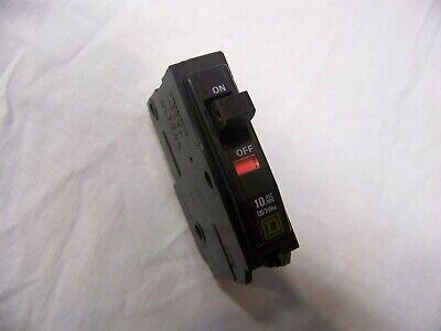 Square D Qo120 Single Pole 20 Amp 10 Ka 120240v Circuit Breaker