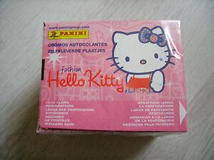 Panini: Hello Kitty Fashion, 50 Tüten im Display, Schnäppchen !!!