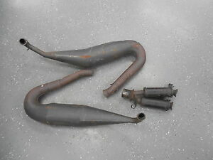 Aftermarket-Exhaust-Can-Pipes-for-2001-Arctic-Cat-ZR-600-Carbed