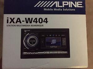Alpine iXA-W404 brand new