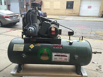 Binks Usa Air Compressor Industrial