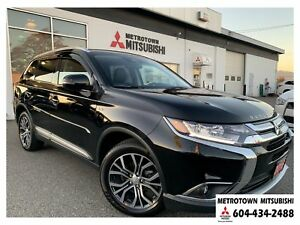 2017 Mitsubishi Outlander GT; Local & No accidents!