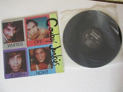 Cowboy Junkies-Whites Off Earth Now Original Vinyl Record-