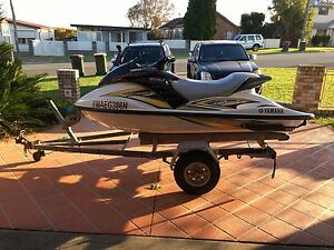 2005 Yamaha GP1300R Jetski Dudley Lake Macquarie Area Preview