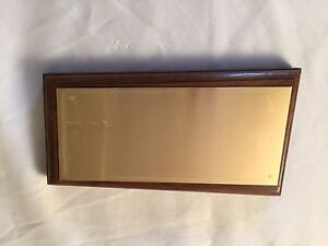 4 Used award plaque bases