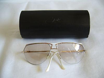 Cazal Damen Sonnenbrille Oversized auch als Schutz für Kontaktlinsen