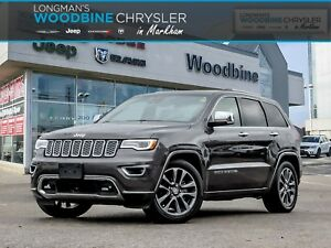 2017 Jeep Grand Cherokee OverlandPano Sunroof/Navigation