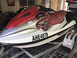 2004 Yamaha XLT 1200 3 seater Fletcher Newcastle Area Preview