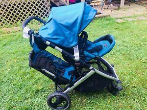 2012 britax b ready double stroller