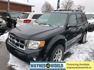 2011 Ford Escape XLT **LEATHER & SUNROOF**