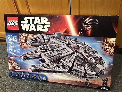 ** LEGO Star Wars Millennium Falcon 75105 NEW In SealedBox MINT