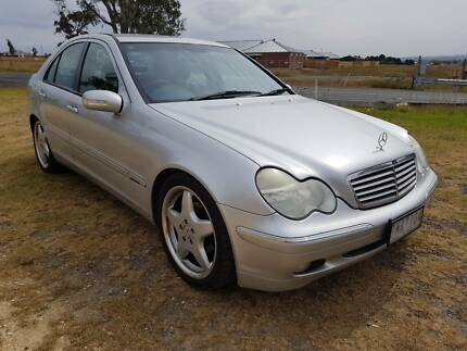 2002 Mercedes-Benz C200 Sedan Traralgon East Latrobe Valley Preview