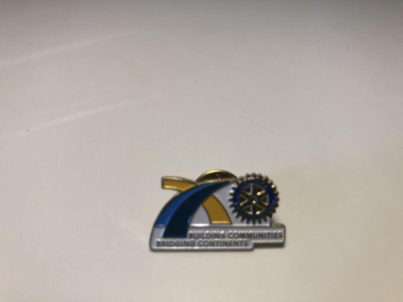 Rotary International Lapel Pin BB6.