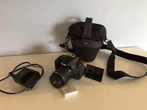Canon EOS Rebel T3i in mint condition