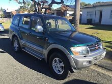 2000 MITSUBISHI PAJERO EXCEED REGO+WARRANTY+24/7 ROADSIDE ASSIST Ingleburn Campbelltown Area Preview