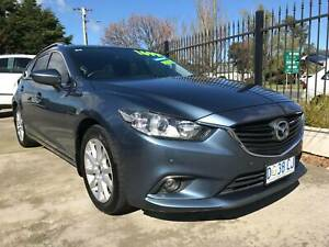 2013  Mazda6 GT turbo diesel Automatic Wagon Invermay Launceston Area Preview