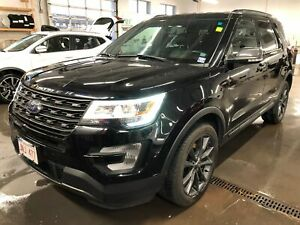 2017 Ford Explorer XLT - 6PASS! 4X4! ALLOYS! NAV!