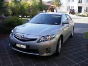 2010 Toyota Camry Hybrid Luxury - Secana Silver Keysborough Greater Dandenong Preview