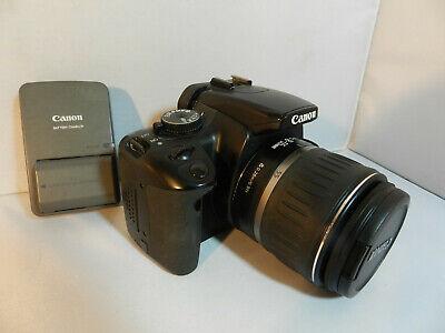 Canon EOS Rebel XTi Digital Camera w/ EFS 18-55mm f/3.5-5.6 Lens  #MAP3042
