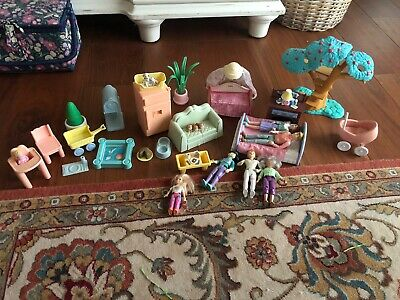 fisher price Playskool dollhouse furniture lot