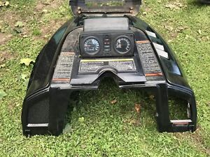 1995 Polaris Indy xlt hood and nose cone