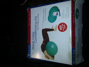 Back care Conditioning kit