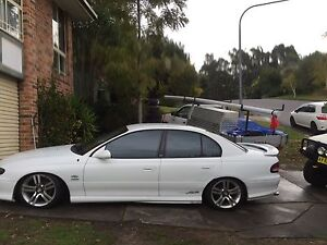 Holden vt SS x chaser hilux ute Glenning Valley Wyong Area Preview