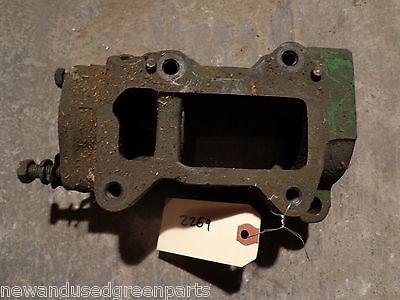 John Deere 50 60 70 Power Steering Worm Housing F1714r