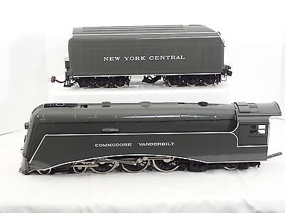 Aster One Gauge New York Central Commodore Vanderbilt 4-6-4 Steam Engine