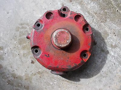 Farmall 300 350 Rowcrop Tractor Ihc Ih Disk Brake Cover Outer Housing 358046r2