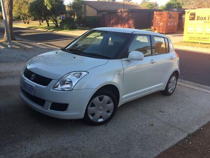 2009 Suzuki Swift Hatchback City North Canberra Preview