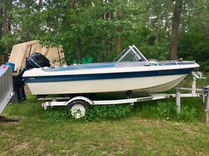 "14'6"" Glascon Speedboat"