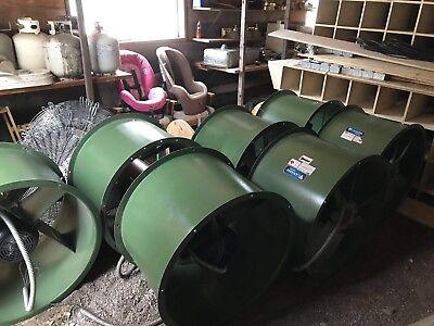 Canarm Axial Industrial Fans