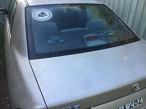 1999 Mazda 626 Sedan Tenambit Maitland Area Preview