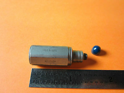 Accelerometer Kistler Swiss 815a5 Vibration Calibration 8-93
