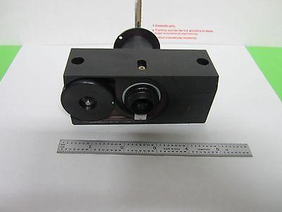 Microscope Part Polyvar Reichert Leica Iris Assembly As Is Binp1-09
