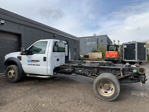 2008 Ford F550 Roll Off