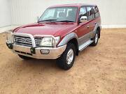 2001 Toyota LandCruiser Wagon Stanthorpe Southern Downs Preview