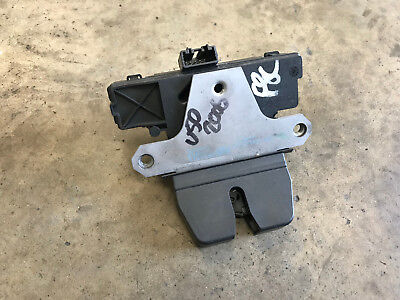 Volvo S40 v50 5 pin boot lock catch latch central locking assembly 2004 - 2006