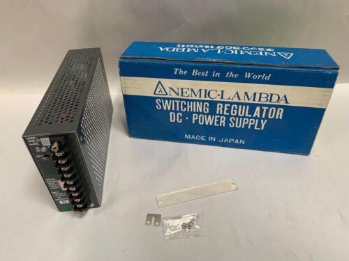 UNUSED Nemic Lambda VHR-10-15/5G Switching Power Supply (A20)