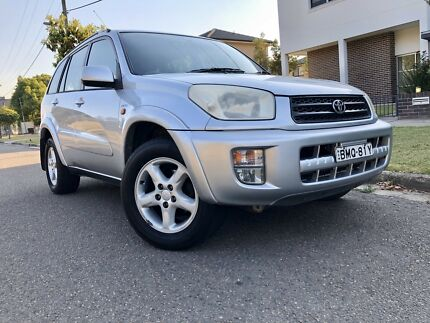 2001 Toyota RAV4 Cruiser (4x4) 4 Speed Automatic Wagon 6months Rego Liverpool Liverpool Area Preview