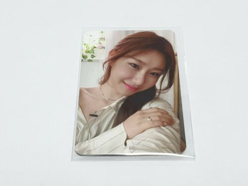 ITZY NOT SHY OFFICIAL CHAERYEONG SUBK EXCLUSIVE PHOTOCARD PHOTO CARD