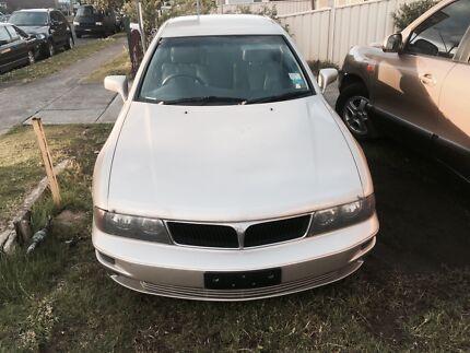 1998 Mitsubishi verada cheap car auto Wollongong 2500 Wollongong Area Preview