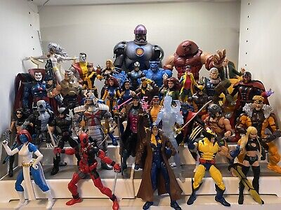HUGE X-Men Marvel Legends Lot: SENTINEL And APOCALYPSE BAF! (30+ Figures)
