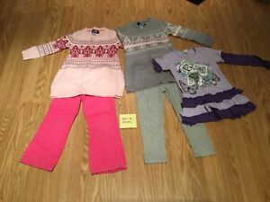 Girl's size 3X-4
